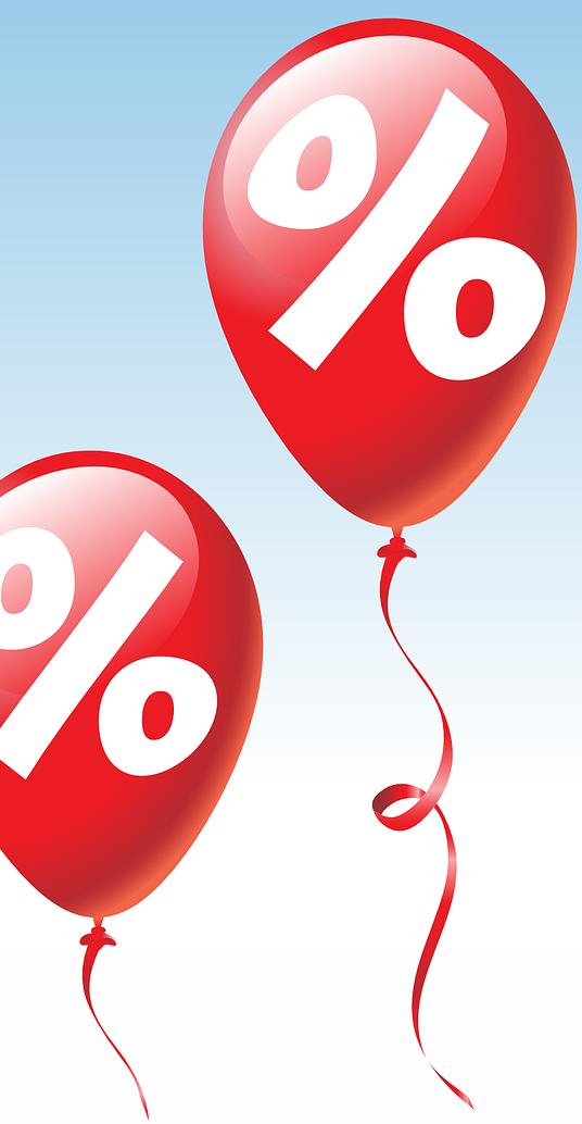 Úroky hypoték opäť klesli, priemerná sadzba je na novom minime